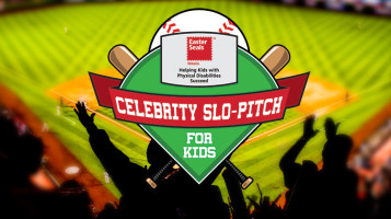 Celebrity Slo-Pitch Tournament sponsored by Meridian Credit Union & Century 21 BJ Roth Realty, Ltd.