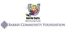 Barrie Colts Community Fund and Barrie Community Foundation