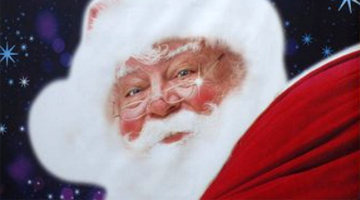 Cataraqui Centre Breakfast with Santa