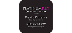 Platinum Key