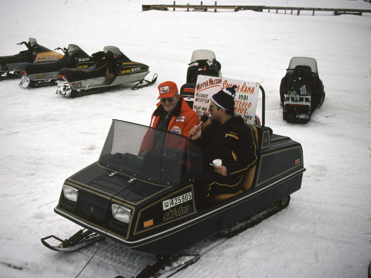 1981 Snowarama Whipper Billy Watson