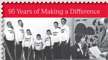 Easter Seals Annual Report 2017