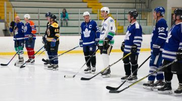 Rick Vaive NHL Alumni
