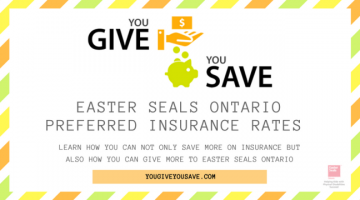 McCAM/AVIVA Insurance Offer for Easter Seals Families and Donors