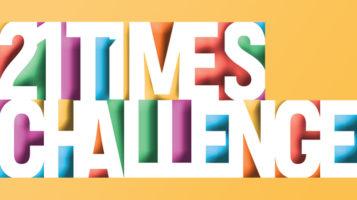 21 Times Challenge