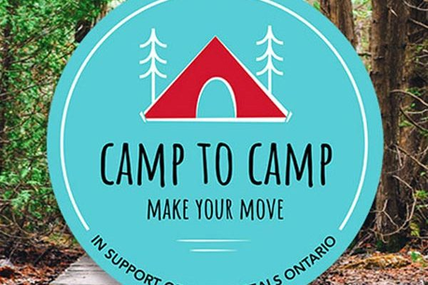 Camp to Camp In Support of Easter Seals Ontario