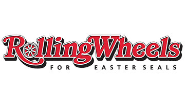 Rolling Wheels for Easter Seals
