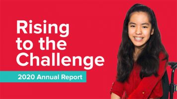 Easter Seals Annual Report 2020