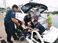 Niagara Easter Seals Regatta