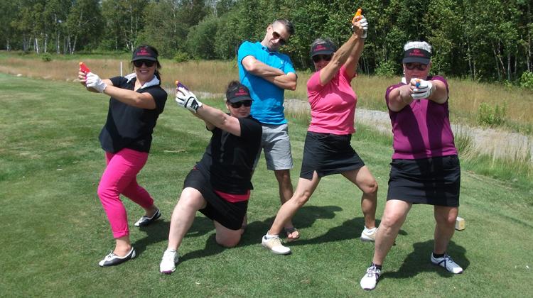 Sudbury Golf Tournament