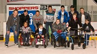 Celebrity Skate for Easter Seals Kids, presented by Shoppers Home Health Care Wednesday, July 23, 2014 Thunder Bay Tournament Centre 2050 Mountain Road Collect a minimum of $50 in pledges...