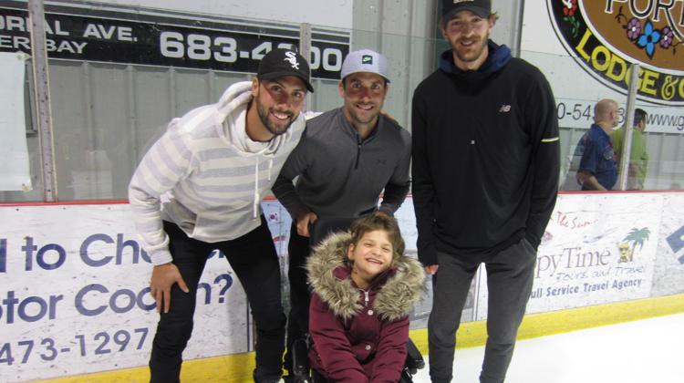 Thunder Bay Skate