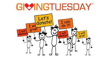 November 29: GivingTuesday