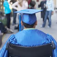 Ask family and friends to make a donation instead of giving gifts for a graduation.