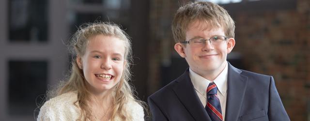 Meet Kalea Davies and Tyler Preece 2014 Provincial Easter Seals Ambassadors who will spend the year representing Easter Seals and raising awareness for kids with physical disabilities across the province....